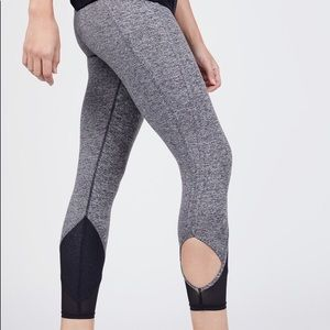 Free people movement cut out leggings mesh S